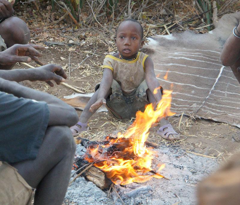 African culture kids