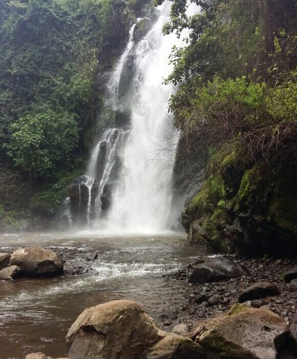 Waterfall Sameji Safaris